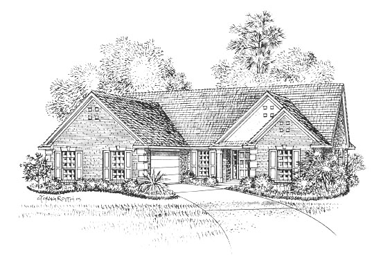 Floor Plan - The Bienville