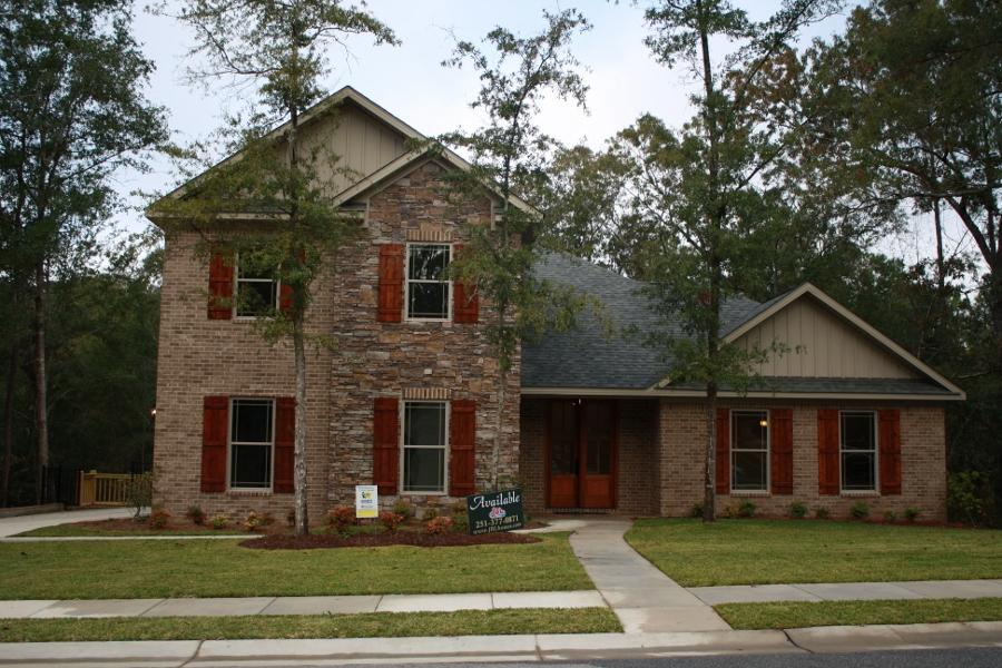 Garrison ridge quality new home construction near mobile for Home builders mobile alabama
